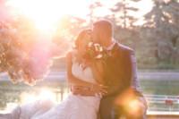 sunset kiss - bacio al tramonto