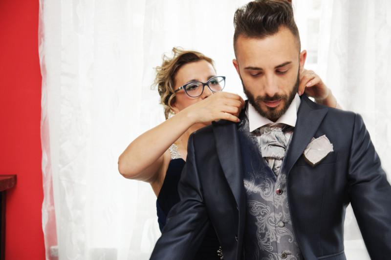 ritratto sposo