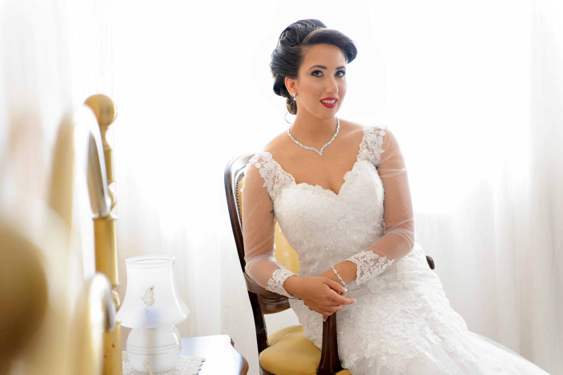 ritratto sposa - bride portrait