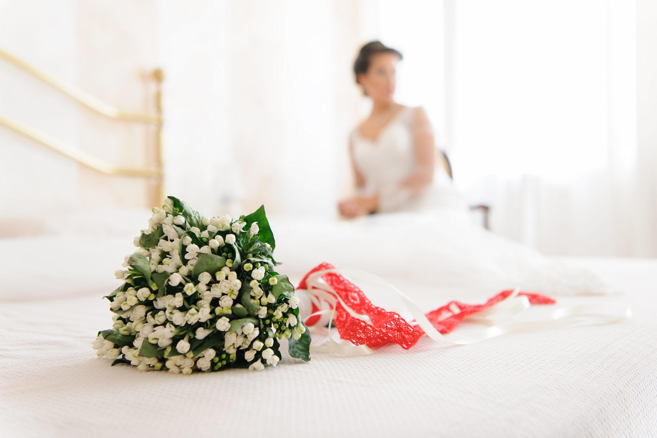 dettaglio bouquet