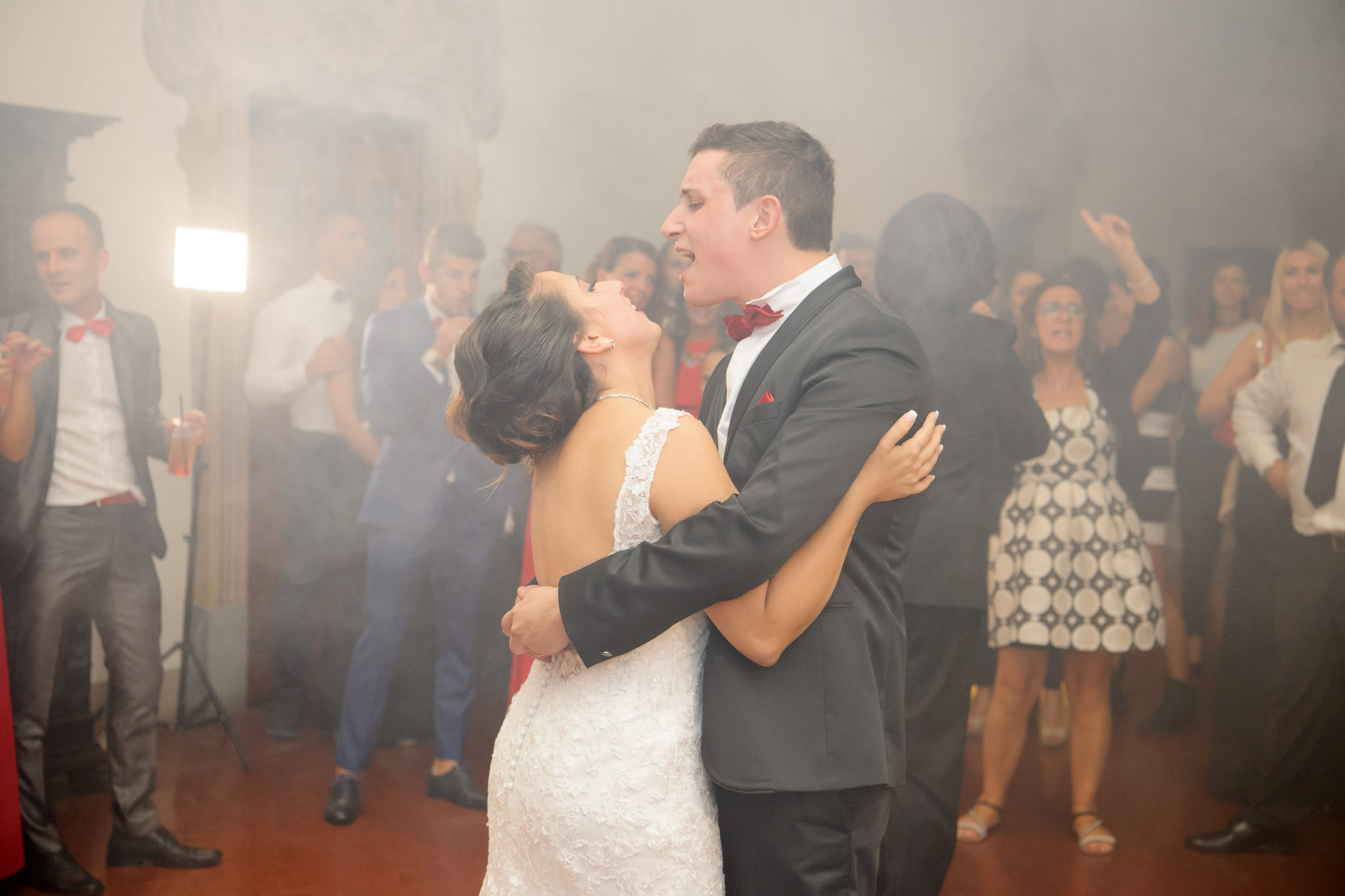 ballo tra sposi