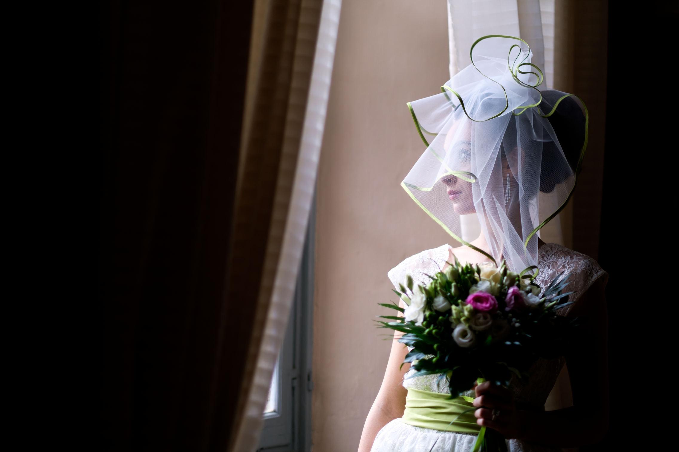 abito da sposa Antonella Boffelli