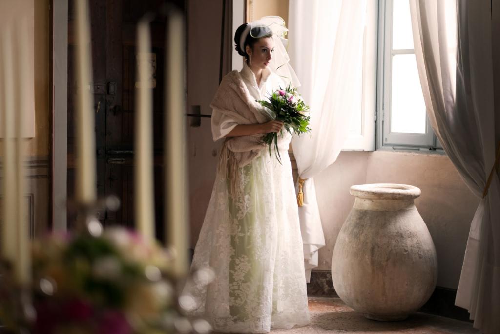 abiti da sposa Antonella Boffelli