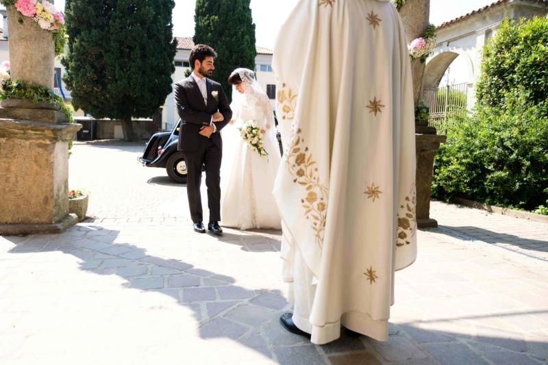 entrata degli sposi