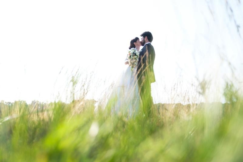 sposi nella baraggia